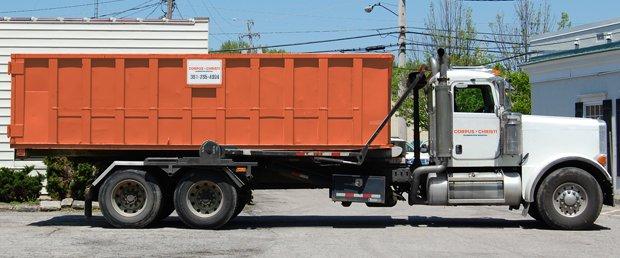 About Corpus Christi Dumpster Rental